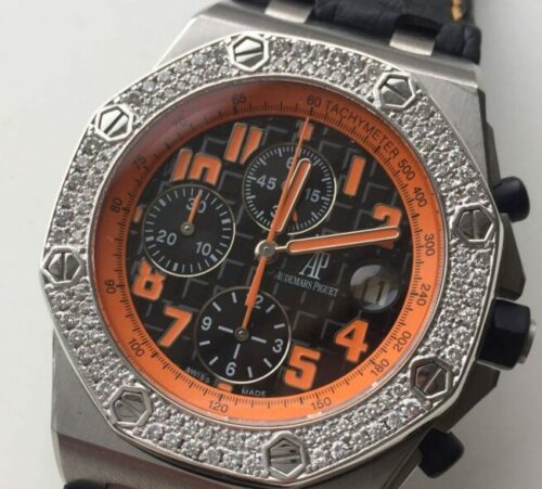 Solgte ure for Royal oak offshore vampire